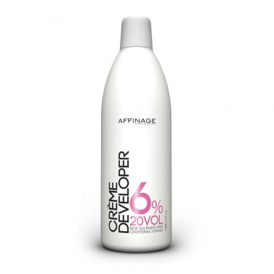 Affinage Creme Developer 20Vol (6%) 1000ml
