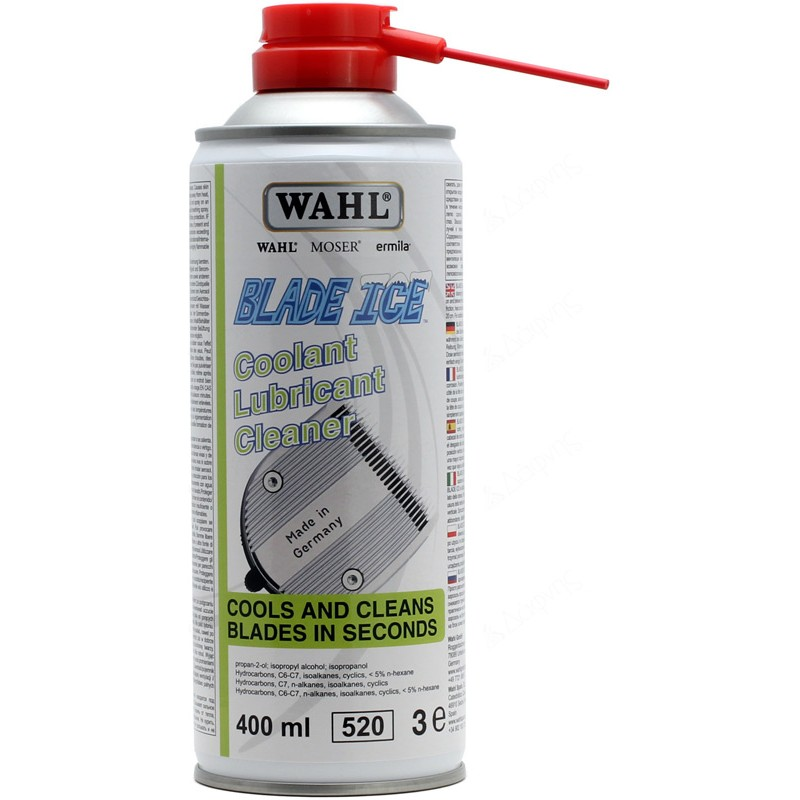 Wahl Blade Ice 4 IN 1 Oil Spary 400ml